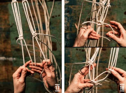 A creative DIY Macramé project