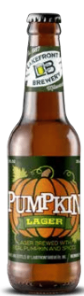 PUMPKIN LAGER & BARREL-AGED ALE pumpkin craft beer