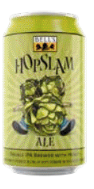 Hopslam double IPA craft beer