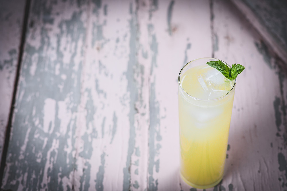 A Cider Collins is a terrific drink for a summer day