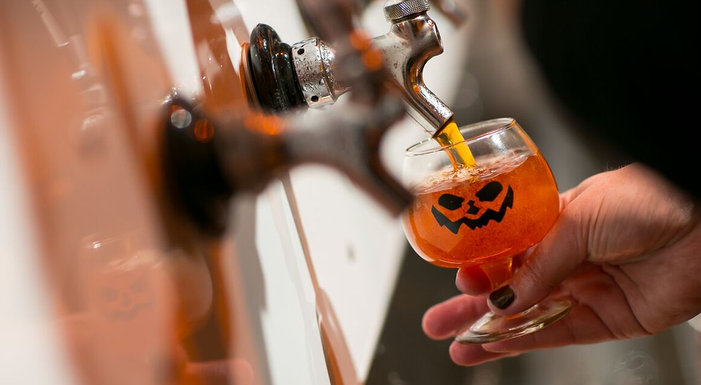 Pumpkin beer is perfect for Halloween, the fall, and the summer