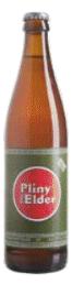 Pliny The Elder double IPA craft beer