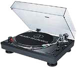 Audio-Technica AT-LP 120-USB record player perfect for playing music