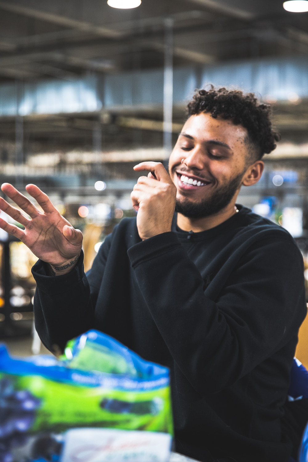 Chicago rapper Joey Purp