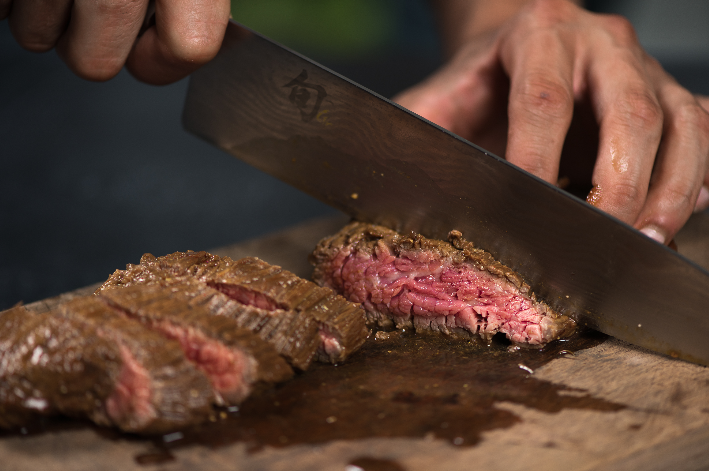 A mighty denver steak for meat lovers