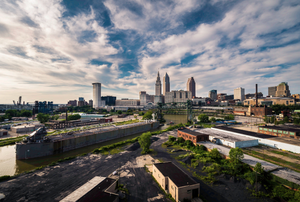 Cleveland is a terrific American city