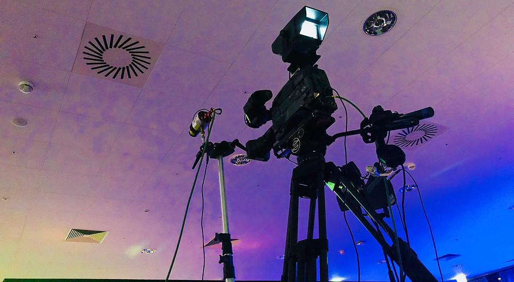 Delta Vision Studios Live-Streaming