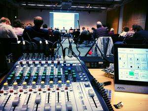 Delta Vision Studios Konferenztechnik