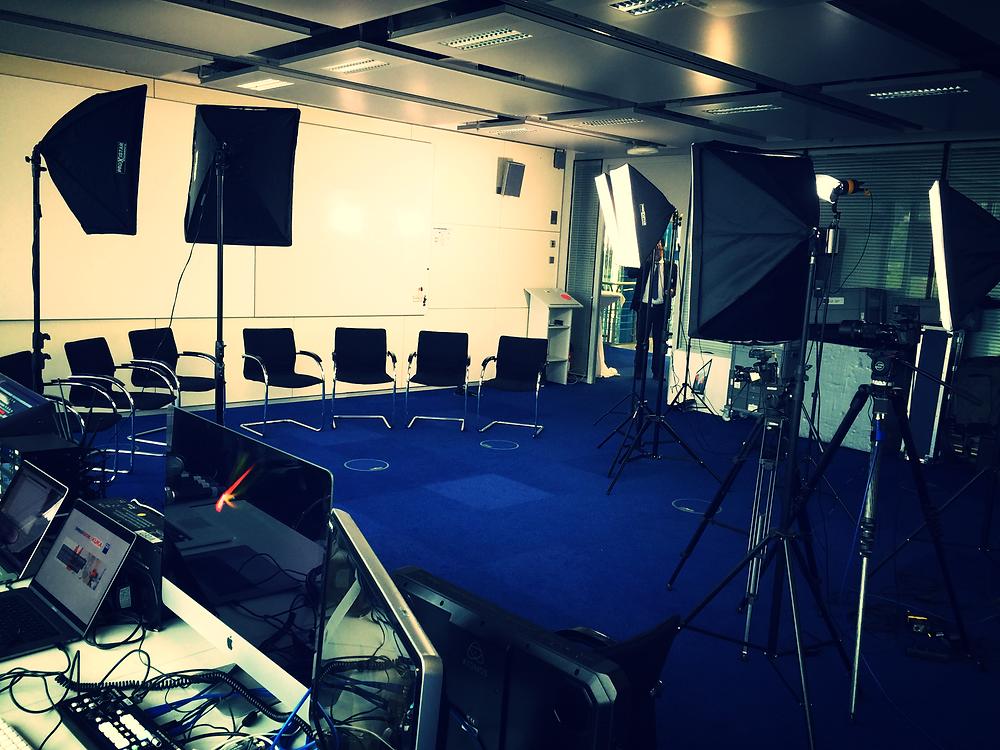 Delta Vision Studios mobile Live-Stream Studio