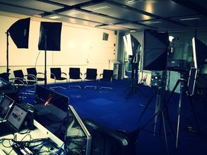 Mobile Streaming Studio in Heidelberg