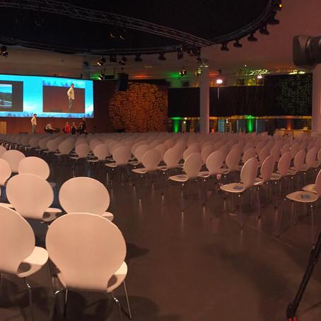 Kameramann für Live-Übertragung in München
