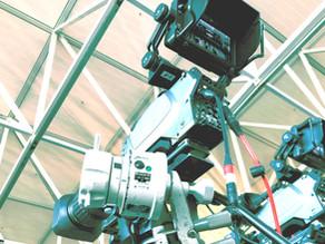 Kameramann in Frankfurt für die World Club Dome Zero Gravity 2.0