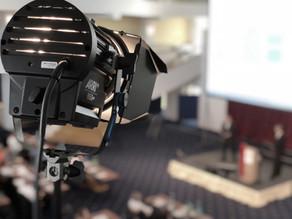 Live-Medientechnik für eineTagung in Kassel
