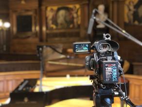 Produktvideos, Musikaufnahmen und Konferenzen