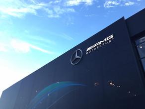Vier Tage an den Live Kameras für AMG Motorsport am Norisring in Nürnberg