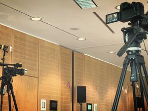 Video-Dokumentation eines Symposiums in Heidelberg