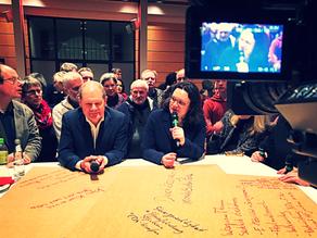 SPD Mitgliederkonferenzen mit uns als Kameramannan derLive-Kamera- Mainz, Hamburg, Hannover, Kame
