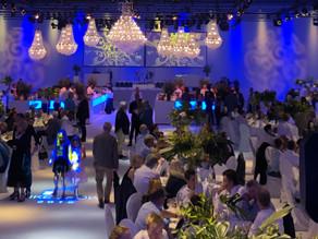Gala Veranstaltung mit Live-Kameratechnik in Köln