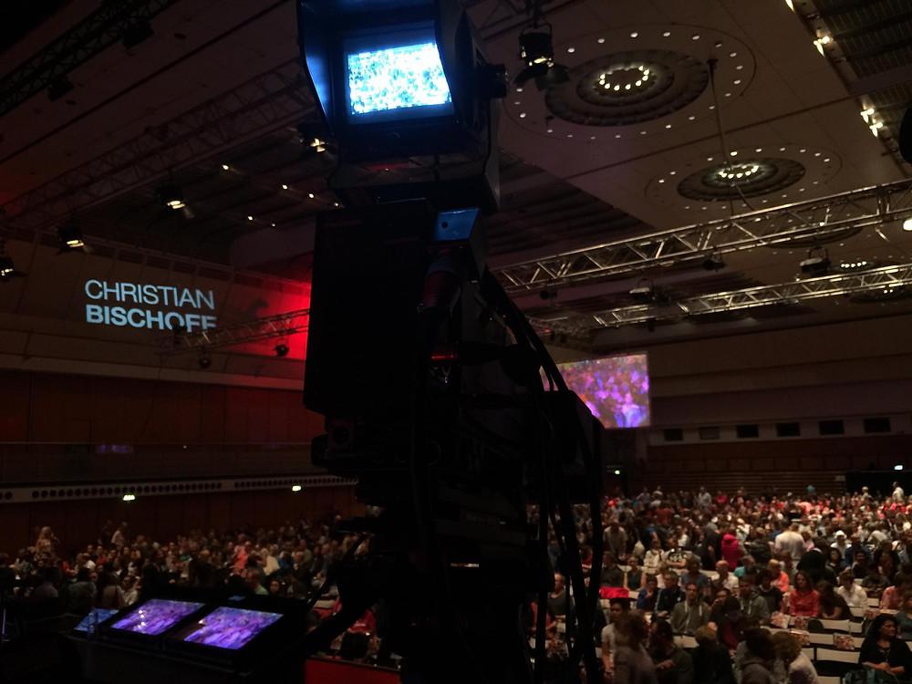 Delta Vision Studios Live-Kamera-Übertragung
