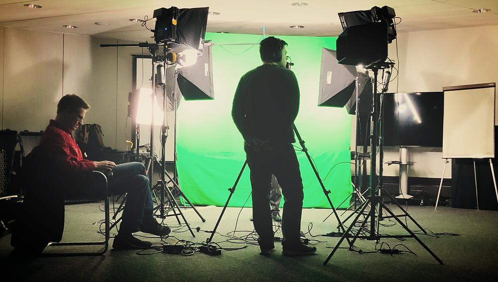 Delta Vision Studios mobiles Produktionsstudio