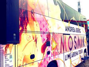 Beschallung für Andrea Berg in Mannheim