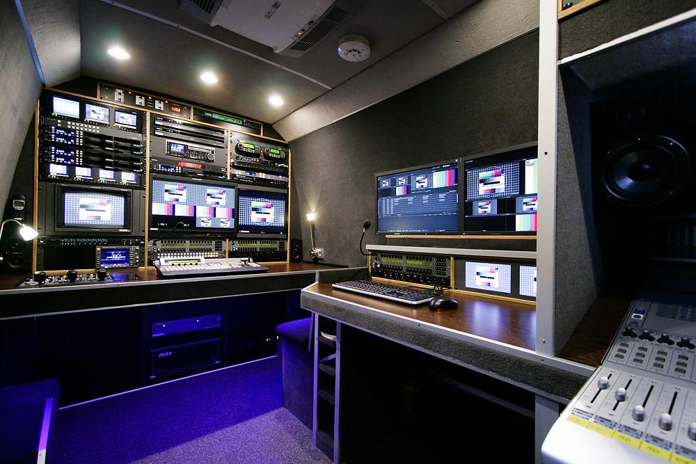 Delta Vision Studios Ü-Wagen
