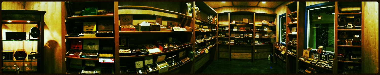 Cigars In South Jersey | Camden County | The Black Horse Cigar Shop | Humidor
