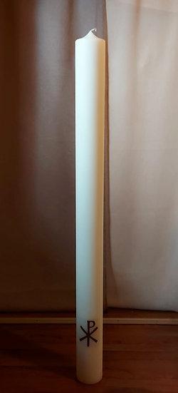 Kristus-kynttilä Wasa, 1m x 8 cm