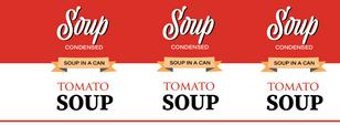 Soup Label