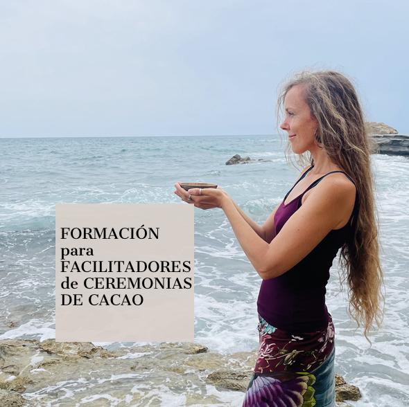 FORMACIÓN online para FACILITADORES de CEREMONIAS DE CACAO
