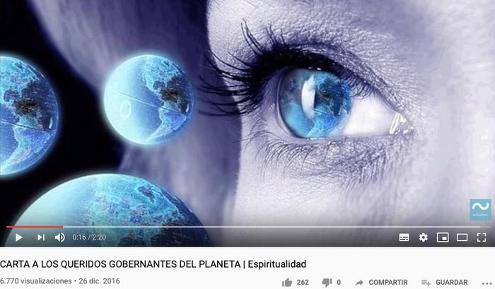 Queridos Gobernantes del Planeta: