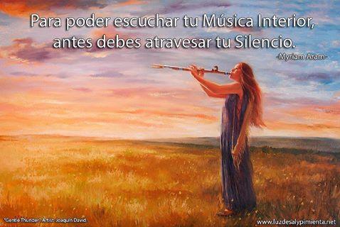 En busca de mi Música Interior