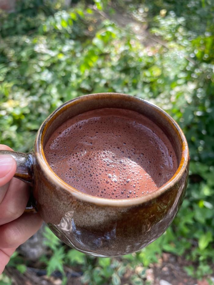 Cacao para nuestra Luna Roja