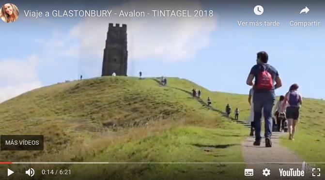 VÍDEO Viaje a Glastonbury