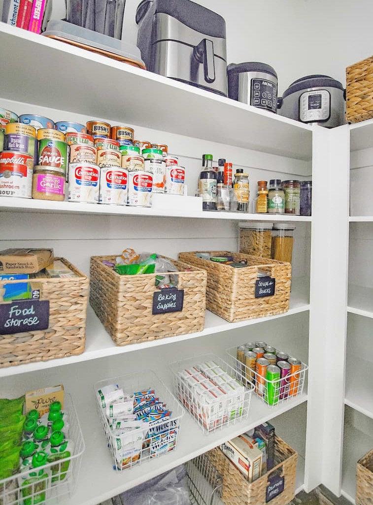 Kitchen & Garage Organizing