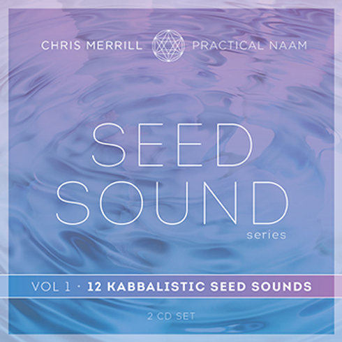 12 Kabbalistic Seed Sounds CD by Chris Merrill