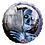 Thumbnail: 18 Inch Foil Balloon - Halloween RIP Skeleton
