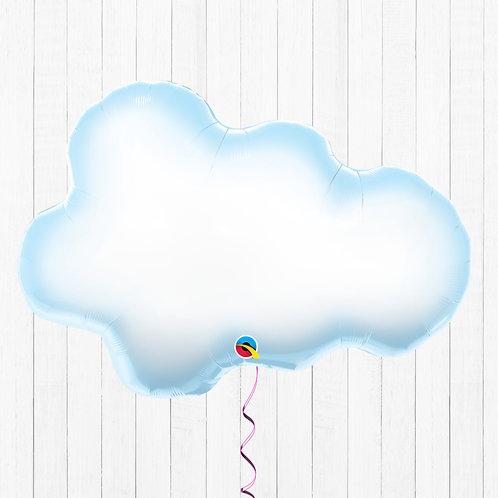 30 Inch Foil Supershape Cloud Balloon