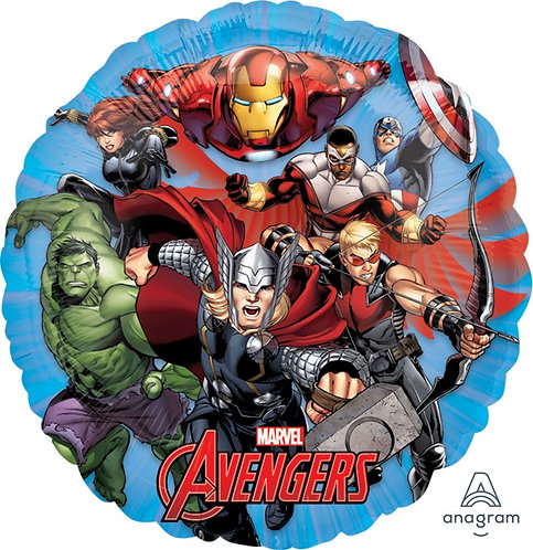 18 Inch Foil Balloon Avengers