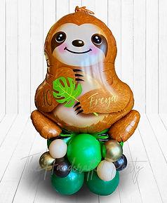 ANIMALS- Sloth on Balloon Base.jpg