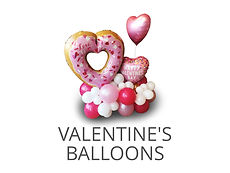 VALENTINES PAGE - Valentines Balloons Bu