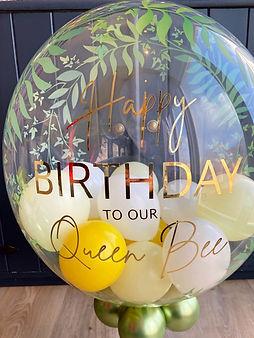 Bubble Balloon Queen Bee Close Up.jpg