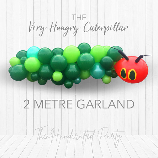 ANIMALS-701- The Hungry Caterpillar Garl