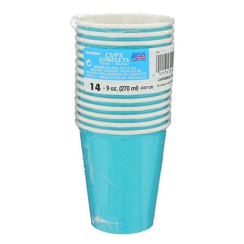 Paper cups 9oz 14pk