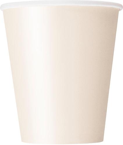 White Paper Cups (9oz) 14pk