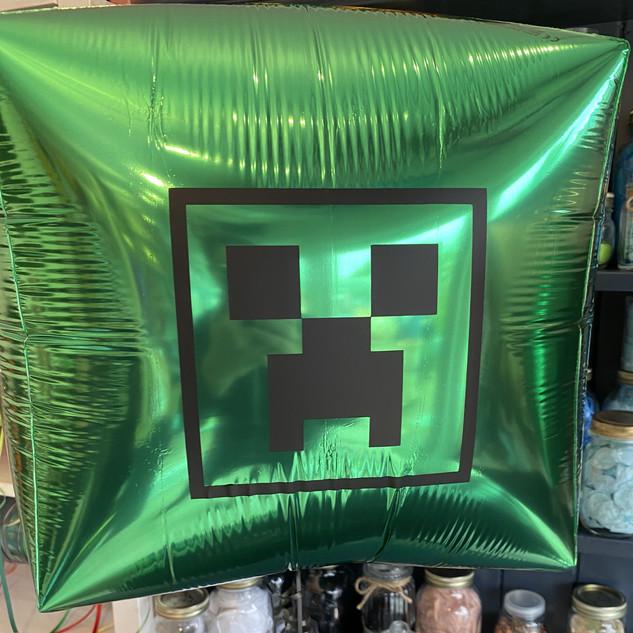 7th Birthday - Minecraft gaming theme, p