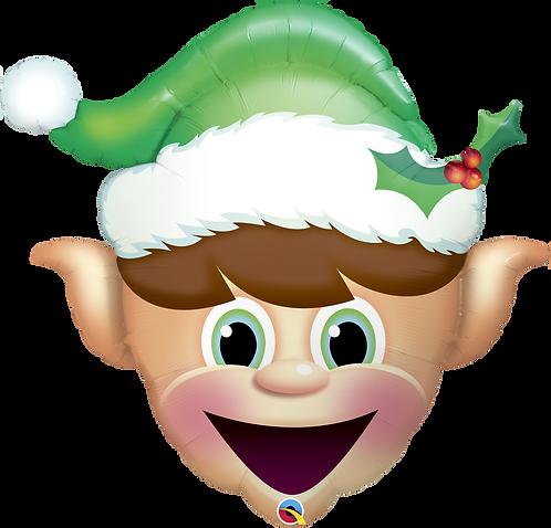 35 Inch SuperShape Balloon Christmas Elf