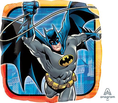 18 Inch Square Foil Balloon Batman