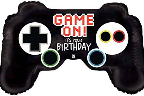 36 Inch Supershape 'Game On' Gaming Controller