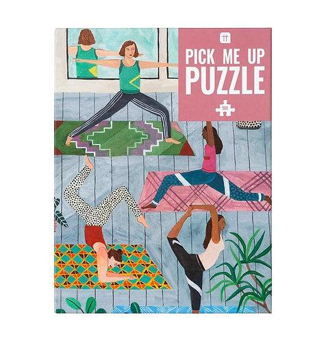 Pick Me Up jigsaw Puzzle Yoga 500 pieces
